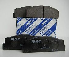 "Bremsbeläge (Satz) front brake pads ""original Fiat"" Fiat 124, 125, 127, 128, 131"