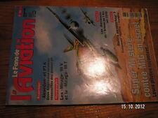 * Fana de l'aviation n°336 Super Mystére Mirage III