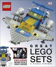 Great LEGO (R) Sets A Visual History by Helen Murray, Daniel Lipkowitz, DK (Hardback, 2015)