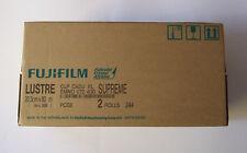 1x 2 Rollen FUJIFILM CA Supreme 20,3cm x 80m lustre, Fotopapier