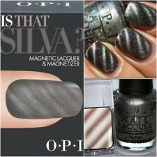 OPI James Bond Skyfall 007 Magnetic Nail Lacquer Magnetizer IS THAT SILVA?