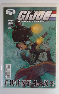 G.I. Joe: Frontline #6 (2003) Image Comics 9.4 NM Comic Book