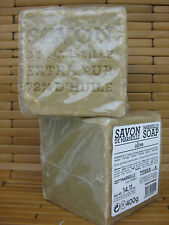 OLIVE OIL SOAP HANDMADE Provence Savon de Marseille 72% FRENCH SOUTH OF FRANCE