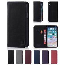 Fundas y carcasas mate Para iPhone X de piel para teléfonos móviles y PDAs