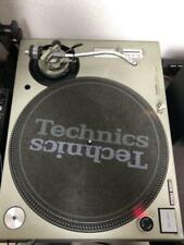 Technics Turntable Silver SL -1200 MK 5-S 2002 Disc Jockey standard used