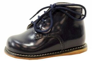 Josmo Infant/Toddler Boy's First Walker Navy Oxfords Shoes
