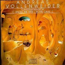 Andreas Vollenweider Caverna magica (1983) [CD]