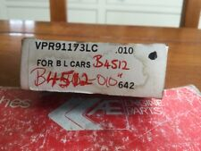 """BMC1800,MGB -.010"""" U/size Bigend Bearings Lead Copper , B Series"""