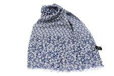 Sciarpa donna Renato Balestra pashmina linea fiorellini x3497 jeans 697dc6adcdf8
