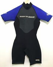 Body Glove Womens Spring Shorty Wetsuit Size 7-8 Pro 2 3/2