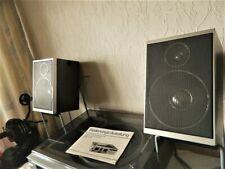Stereo Kompaktanlage Condor 3700 / mit zwei Kassettenteilen und Boxen Vintage