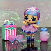 LOL Surprise Present February Violet Big Sister Doll Birthday Gift Rainbow Hair