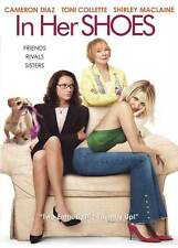 IN HER SHOES Movie POSTER 27x40 D Cameron Diaz Toni Collette Shirley MacLaine