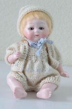 """Doll Mignonnette Poupée Repro """"S2"""" : Tynie Baby  18 cm"""