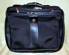 Swissgear Comp-U-Roller Rolling Laptop Case/Briefcase/Carry-On
