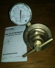 VICTOR REGULATOR 0780-1220, L700C-750, AIR, OXYGEN, CO2, N20, NEW, FREE SHIPPING