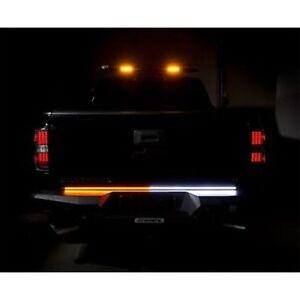 "Putco 93009-36 Work Blade 36"" LED Strobe Light Amber/White w/ Adj. Pattern/Speed"