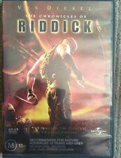 The Chronicles Of Riddick (Dvd, 2004) Region 4