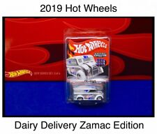 Hot Wheels Zamac Dairy Delivery 2019 Exclusive Factory Set Sticker Mail In Away