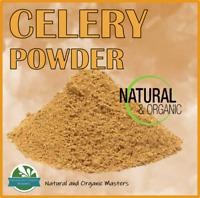 ✅ Organic Celery Powder -Vegetable Juice Weight Loss Superfood - Premium Quality