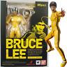Bruce Lee Yen Chen Enter the Dragon yellow suit Action Figure S.H.Figuart Bandai