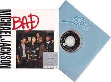 Michael Jackson BAD VISIONARY CD + DVD Single Dual Disc DualDisc 2006