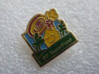 Pin's vintage Collector publicitaire BP super Fioul Lot PE028