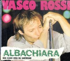 VASCO ROSSI Albachiara CD slimpack NEW Sealed