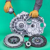🟧 GEARBOX KUP PAP MKB  T5 VW 2.0 TDI TRANSPORTER MULTIVAN + CLUTCH KIT