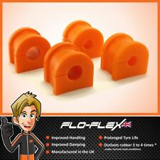 Land Rover Defender 110 Front & Rear Anti Roll Bar Bushes in Poly - FloFlex