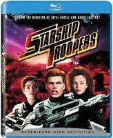 Starship Troopers (Blu-Ray, High Definition, Region Free) *Please read