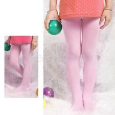 Colorful Opaque Girls Kids Slim Pantyhose Hosiery Stockings Ballet Dance Socks