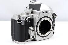 Nikon Df Argento 16.2 MP Fotocamera Digitale DSLR Corpo dal Giappone