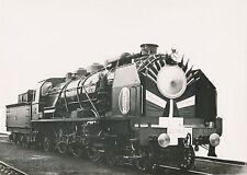 PARIS c. 1935 - Train Présidentiel Paquebot Normandie - Div 10980