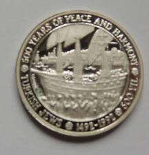 50000 Lira Türkei 925er Silber 1992