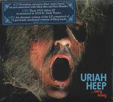 URIAH HEEP - ...Very Eavy...Very Umble DCD 016 sanctuary DIGI   Ken Hensley