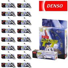 16 - Denso Platinum TT Spark Plugs 2009-2010 Jeep Commander 5.7L V8 Kit