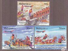 [SS] Malaysia 2008 IDBF Club Crew Dragon Boat World Championships STAMP SET