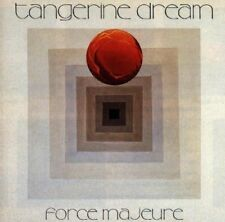 CD musicali elettronico Tangerine Dream