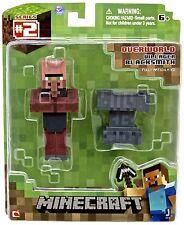 "Minecraft overworld blackmith villager 3 ""articulés Action Figure entièrement neuf sous emballage"