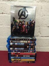 Blu Ray Job Lot Avengers Etc Free UK Post