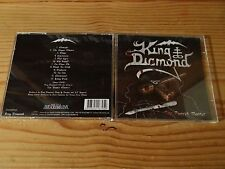 King Diamond - Puppet Master Brazilian Pressing CD + DVD (NTSC!!!)