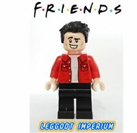 LEGO Minifigure Friends TV Central Perk - Joey Tribbiani - idea060 FREE POST
