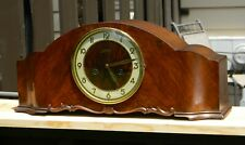 Vintage Junghans Mantle Clock with pendulum and Key (Made in Germany)