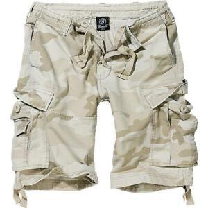 Brandit Vintage Shorts Herren Cargohose Bermuda Sandstorm Gr.XL