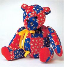 Teddy Backpack DIAGRAM Sewing Pattern S10050 (Not finished item)