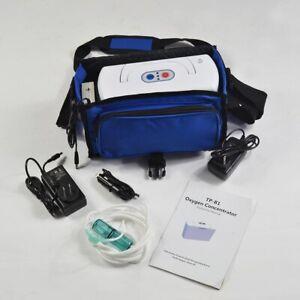 Générateur de Concentrateur D'oxygène Portable avec Batterie/Voiture Bon Article