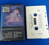 Linda Ronstadt What's New Cassette Tape 1983 Elektra Records