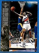 1994-95 Upper Deck Kemp Slam Dunk Stars CHARLES BARKLEY (ex-mt) Phoenix Suns