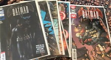 BATMAN SINS OF THE FATHER ISSUES 1-6 Full Series Dc Comics